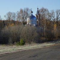 Храм :: Игорь Машкин