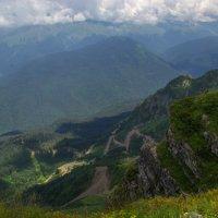 Однажды в горах :: Микто (Mikto) Михаил Носков