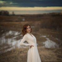 Апрельский закат :: Женя Рыжов