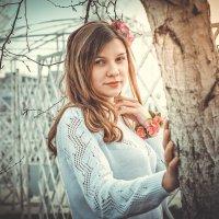 Девочка-Весна :: Ирина Малинина