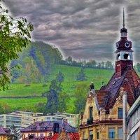 швейцарская глубинка :: Александр Корчемный