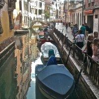 Венеция туристическая :: Елена