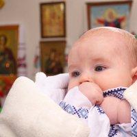 Таинство Крещения :: Родион Плугатаренко