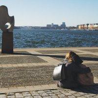 Весна в Стокгольме :: Наталия Галуза
