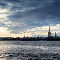Петербургские вечера :: ник. петрович земцов