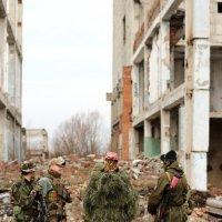Перед боем :: Дмитрий Арсеньев