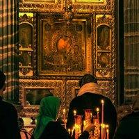 Главная икона Казанского собора :: Валентин Яруллин