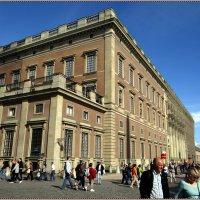 Стокгольмский королевский дворец :: Вера