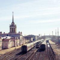 Старый вокзал :: Maxim Yashkov