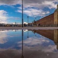 Набережная после дождя. :: Олег Козлов