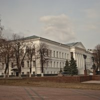 Здание присутственных мест 1803г. :: Евгений Анисимов