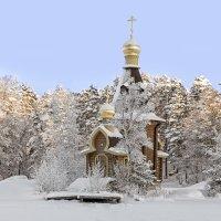 Церковь Андрея Первозванного :: Табаско Перчик
