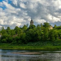 на Волге :: Moscow.Salnikov Сальников Сергей Георгиевич