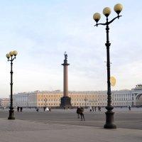 Дворцовая площадь :: Никита Мяу