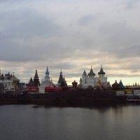 IMG_5681 - Неяркий закат :: Андрей Лукьянов