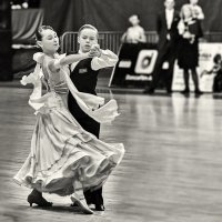 Танго :: Ирина Шарапова