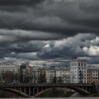 Перед бурей. :: Александр Рамус