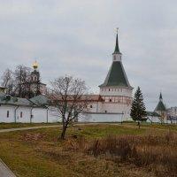 Валдай. Вид на мужской монастырь. :: Юрий Тихонов