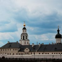 Остров-град Свияжск - Успенский Богородицкий монастырь :: Damir Si