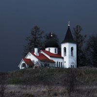 Церковь Святой Троицы в Бёхове. 2015.04.16 :: dbayrak Дмитрий Байрак