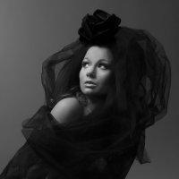 невеста в черном :: Gintautas Tiška