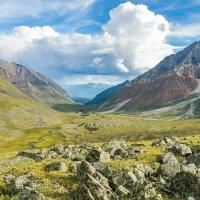 В горах :: Олег Дроздов