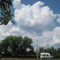 Затерялся среди огромного неба :: Елена Семигина
