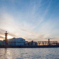 Биржевая площадь :: Михаил Сахнов