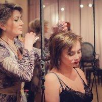 backstage :: Anastasiya Filippova