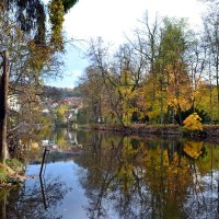 Осень над Влтавой :: Ольга