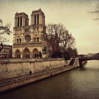 Нотр Дам де Пари, Париж :: Galina Belugina