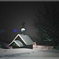 Ночь перед Рождеством :: Борис Гуревич