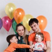 семья... :: Надежда Шемякина