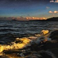 Ладожское озеро :: Ольга Cоломатина