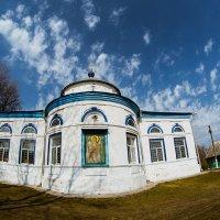 г. Дно,Церковь Михаила Архангела :: Владимир Демчишин