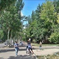 Летний полдень :: Нина Корешкова