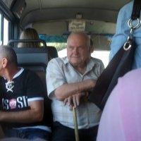 Мудрец в маршрутке :: Владимир Ростовский