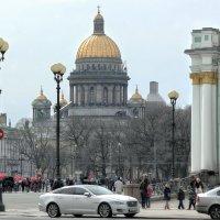 дворцовая площадь :: андрей мазиков