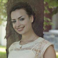 Портрет девушки :: Дмитрий Сахончик
