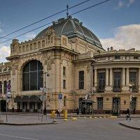 Витебский вокзал :: ник. петрович земцов