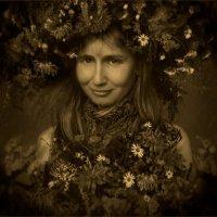 Совершенно летний портрет :: Виктор Перякин