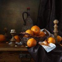 Традиционный с апельсинами №3 :: Татьяна Карачкова