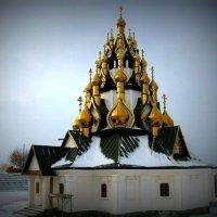 33 купола.. :: Анатолий Мартынюк