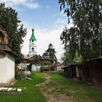 Рязань.Двор на ул.Сенная. :: Лесо-Вед (Баранов)