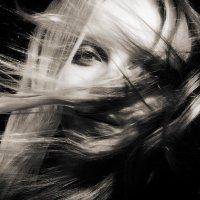 Wind and hair. :: krivitskiy Кривицкий