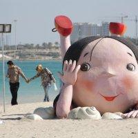 на пляже :: Надежда Пи