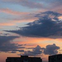 закат :: Диана Лукашова