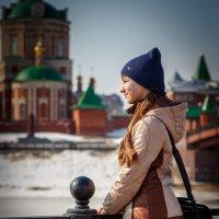 Прогуливаясь по любимой набережной 2 :: Андрей Гриничев