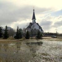 Церковь Святого Георгия Победоносца. :: Валентина Жукова