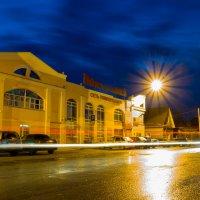 Ночной город :: Александр Ярцев